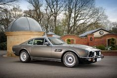 The 12 Most Stylish Bond Cars of All Time | GQ
