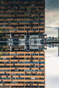Reflection of man and building in the puddle in Singapore. Next Wallpaper, Accounting Software, Explore Travel, Travel Activities, Urban Photography, Hd Photos, Best Funny Pictures, All Over The World, Singapore