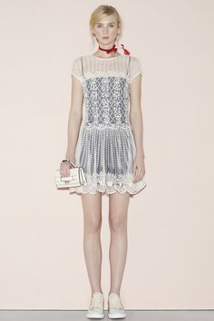 Red Valentino, Look #12