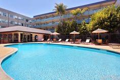 Heated Outdoor Swimming Pool @ Radison Hotel #Fisherman's Wharf - very #kid friendly - http://www.kidscore.com/biz/San_Francisco-CA/Radisson_Fisherman_s_Wharf-id120039