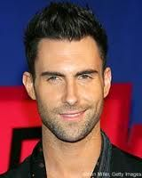 Adam Levine...So he's a little on the skinny side. Still hott!