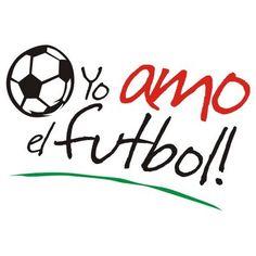 Yo amo el futbol