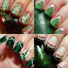 Coś dla ŁOWCÓW świątecznych paznokci! Na jaki motyw stawiacie