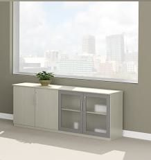 Contemporary Low Wall Cabinet from Mayline - $449.99