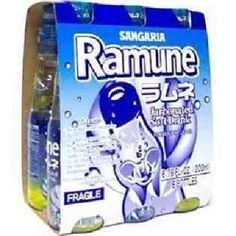 Sangaria Ramune (5x6Pack )
