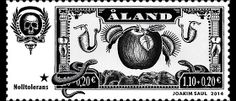 Charity Stamp Zero Tolerance was issued by Aland Post! #stamps #aland http://wopa-stamps.com/index.php?controller=country&action=stampRelatedIssue&id=12238
