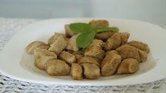 Receita FIT: Nhoque Integral de Batata Doce (3 ingredientes)