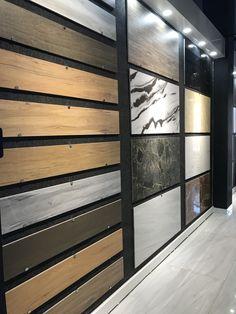 Our office Modern Bathroom Tile, Bathroom Tile Designs, Bathroom Design Luxury, Bathroom Design Small, Bathroom Layout, Contemporary Bathrooms, Showroom Interior Design, Tile Showroom, Bathroom Showrooms