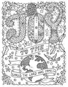 5 christian coloring pages for christmas color book digital adult scripturedigitaldigi stampchurch - Christmas Coloring Pages For Adults