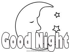 Good Night, Clip Art, Math, Esl, Worksheets, Angel, Google Search, Children, Activities