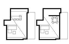 Mpropostes Floor Plans, Diner Decor, Flats, Architecture, Floor Plan Drawing, House Floor Plans