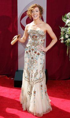 Alyson Hannigan Photos - 57th Annual Emmy Awards - Arrivals - Zimbio