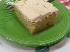 This cake is a must-make for any peanut butter lover. And it's so good it may convert non-peanut butter fans. You taste peanut butter in every layer of the cake and icing. A great moist and delicious cake!