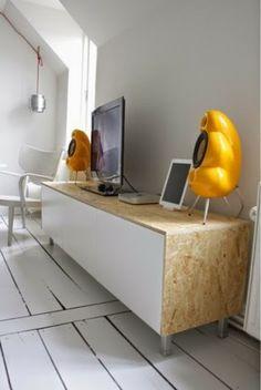OSB | White Interior Design