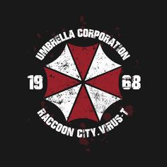 Check out this awesome 'Umbrella Corporation' design on