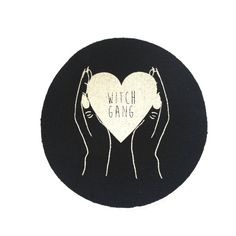 Witch Gang Patch by MysticumLuna on Etsy