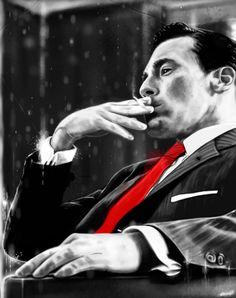 Mad Men - Don Draper by p1xer.deviantart.com on @deviantART