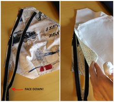 Sew Scoundrel: Tutorial: DIY backpack / sling bag with lining and pockets Diy Backpack, Laptop Backpack, Sling Backpack, Bag Patterns To Sew, Sewing Patterns, J Bag, Diy Christmas Gifts, Diy Projects To Try, Purses And Handbags