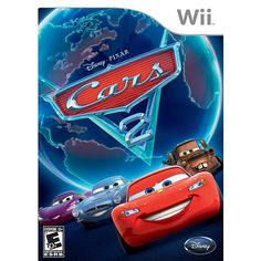 Disney Pixar Cars 2: The Video Game for Nintendo Wii