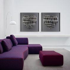 #interior #art #designby #Fabio #Masotti #interiorartdesign #artdesign #cuore