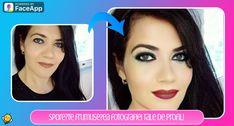 Sporește frumusețea fotografiei tale de profil!