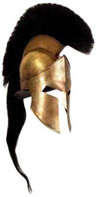 300 King Leonidas Helmet Officially Licensed