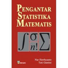 Pengantar Statistika Matematis - Tokoedu price : Rp 42.000,- Quick order : SMS/WA 08999 064 862 Signs, Novelty Signs, Sign, Dishes