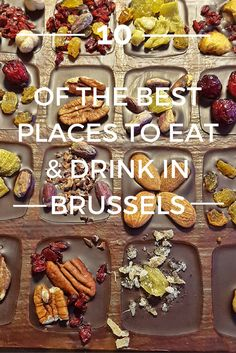 10 of the Best Places To Eat And Drink in Brussels