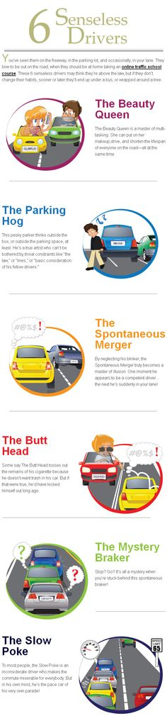 Travel and Trip infographic 6 Dangerous Drivers - iNFOGRAPHiCs MANiA Infographic Description > 6 Dangerous Drivers: No matter where you go, Greatest Adventure, Adventure Time, Back Off, Travel News, Number One, Travel Style, Fun Facts, Infographics, Parking Space