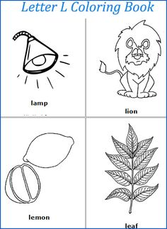 words that start with the letter a letter l worksheets for preschoolers fill in the blank 1735