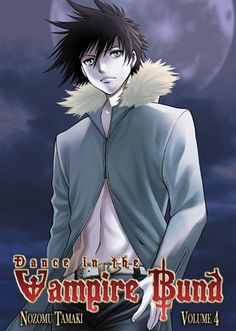 Dance in the Vampire Bund Characters | Dance in the Vampire Bund Vol. 4