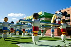Disney Resorts -- Pop Century Resort:  Let me help you find the best fit for your family! Call me at 916 741-1664 or email me at jforester@mickeyadventures.com