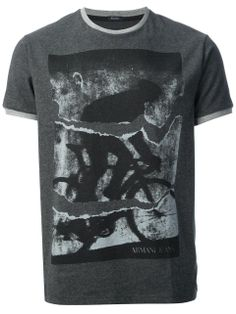 Armani Jeans cycling print t-shirt | $90 | gifts for the sporty guy | mens t-shirt | sports | athletic | menswear | mens style | mens fashion | wantering http://www.wantering.com/mens-clothing-item/cycling-print-t-shirt/adcFZ/