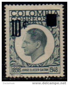 COLOMBIA   Scott   # 698  F-VF USED http://www.delcampe.com/page/item/id,0013137590,language,E.html
