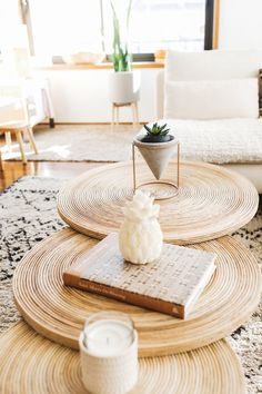 living room coffee table style inspiration