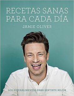 Booktopia has Everyday Super Food, Recipes for a healthier happier you by Jamie Oliver. Buy a discounted Hardcover of Everyday Super Food online from Australia's leading online bookstore. Superfoods, Schnitzel Pizza, Personalized Books, Lunches And Dinners, Healthy Smoothies, Eating Well, Quesadilla, Tasty, Reading