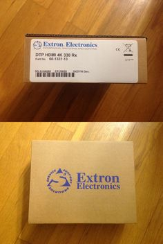 Audio video transmitters extron usb extender tx buy it now only audio video transmitters new in box extron dtp hdmi 4k 330 rx video receiver 60 reheart Gallery