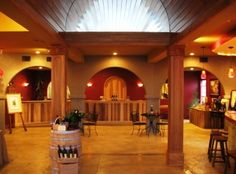 Courtyard Wineries (North East, PA) in Lake Erie Wine Country