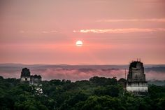 Tikal National Park, Tikal, Guatemala — by Sergio Camalich. Believe me when I say that waking up at 2am, just to drive for a couple of hours, then walk some more through the...