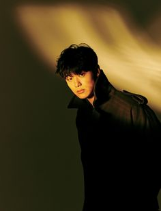 Kang Min Hyuk Esquire Korea