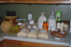 Keeping Costs Down in a Real Food Kitchen - Keeper of the Home