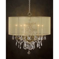 John Richard 6 Light Pendant
