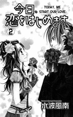 Kyou Koi Wo Hajimemasu Kyou Koi Wo Hajimemasu, Webtoon Comics, Comic Movies, Manga, Shoujo, Sketches, Anime, Movie Posters, Bird