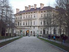 Newport, Rhode Island-The Breakers Mansion. Simply Breathtaking...