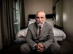 American actor and director, John Malkovich at a central London hotel