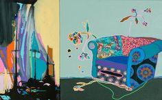 Paintings 2015 | Ann-Lisbeth Sanvig
