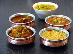 Indiandishes.jpg///In the original traditional cuisines, the precise selection of spices for each dish is a matter of national or regional cultural tradition, religious practice, and, to some extent, family preference. Such dishes are called by specific names that refer to their ingredients, spicing, and cooking methods.[1]