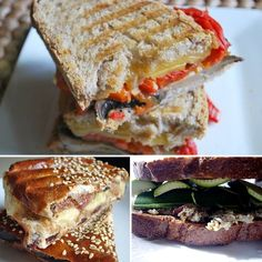 16 Healthy Sandwich Ideas