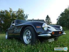 Vixen S1 Daimler V8.