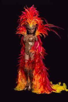 Bacchanalia Mas Band presents The Phoenix for London Notting Hill Carnival 2016